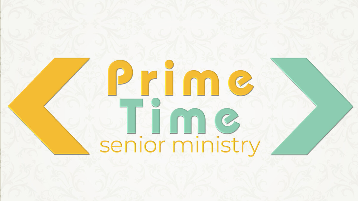 Prime Time Senior Luncheon