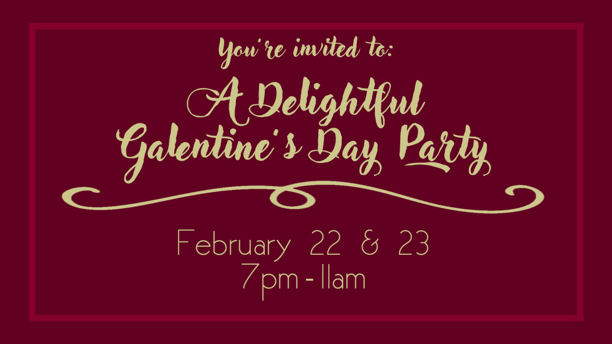 studentLife High School Girls Overnight: A Delightful Galentine's Day Party