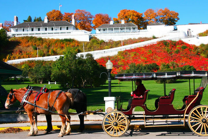 UNiTE Summer Event - Day at Mackinac Island