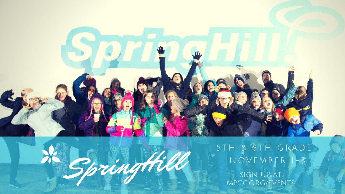 Bridge56-Fall Pre-Teen SpringHill Retreat