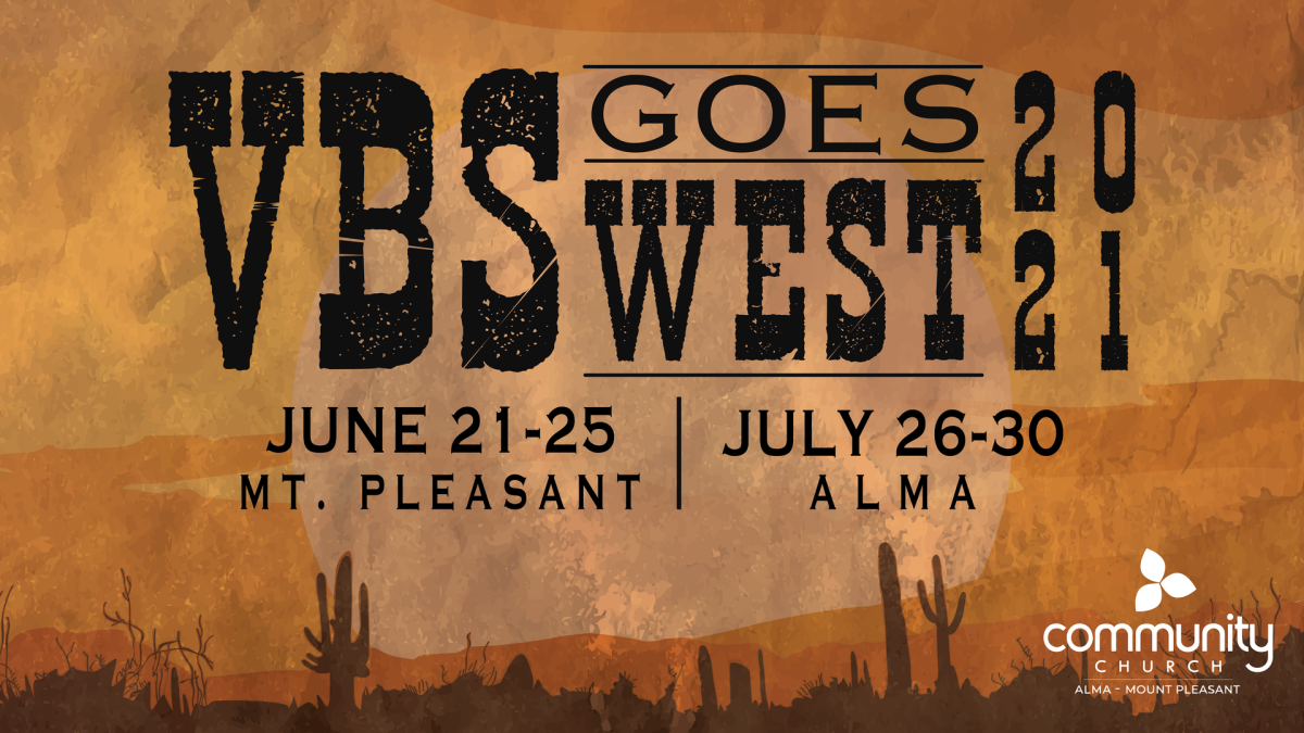 VBS Goes West 2021